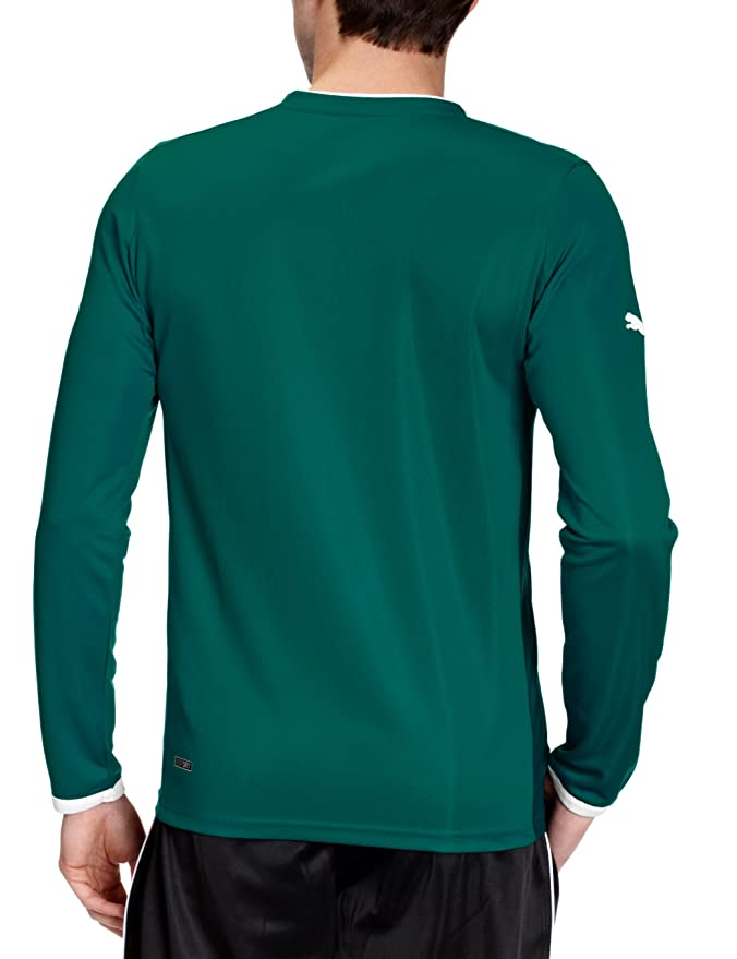 PUMA Herren Langarmshirt Powercat 3.12 Long Sleeve Shirt: Amazon.de: Sport  & Freizeit