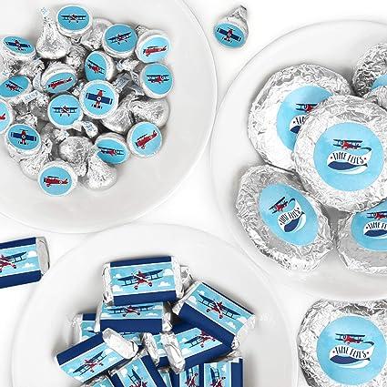 Amazon.com: Taking Flight - Mini envoltorios de caramelos ...