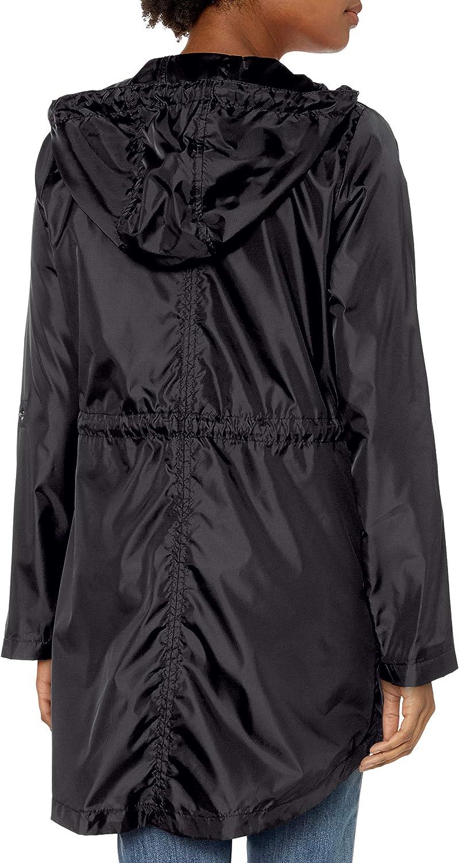 Pink Platinum Womens Lightweight Packable Outdoor Travel Rain Jacket