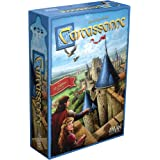 Carcassonne Board Game (BASE GAME) | Family Board Game | Board Game for Adults and Family | Strategy Board Game | Medieval Ad