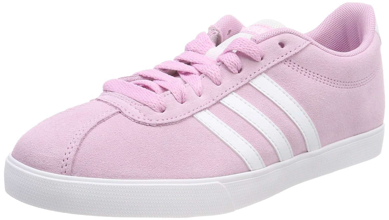 Rose (Rosesc   Ftwbla   Ftwbla 000) 42 EU adidas Courtset, Chaussures de Fitness Femme