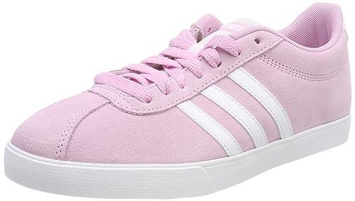 adidas Courtset, Zapatillas de Deporte para Mujer: Amazon.es: Zapatos y complementos