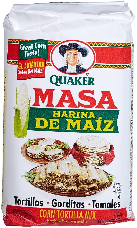Quaker Masa Harina de maíz - 70.4 oz