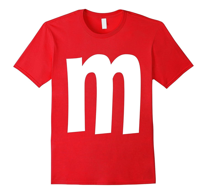 6209e98f Alphabet Letter M (lower case m) Shirts-T-Shirt – Managatee