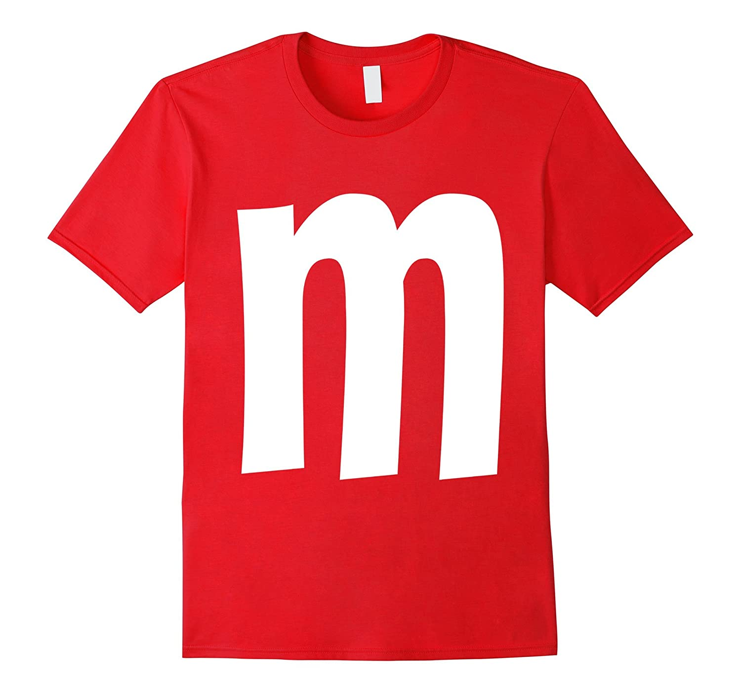 Alphabet Letter M (lower case m) Shirts-FL