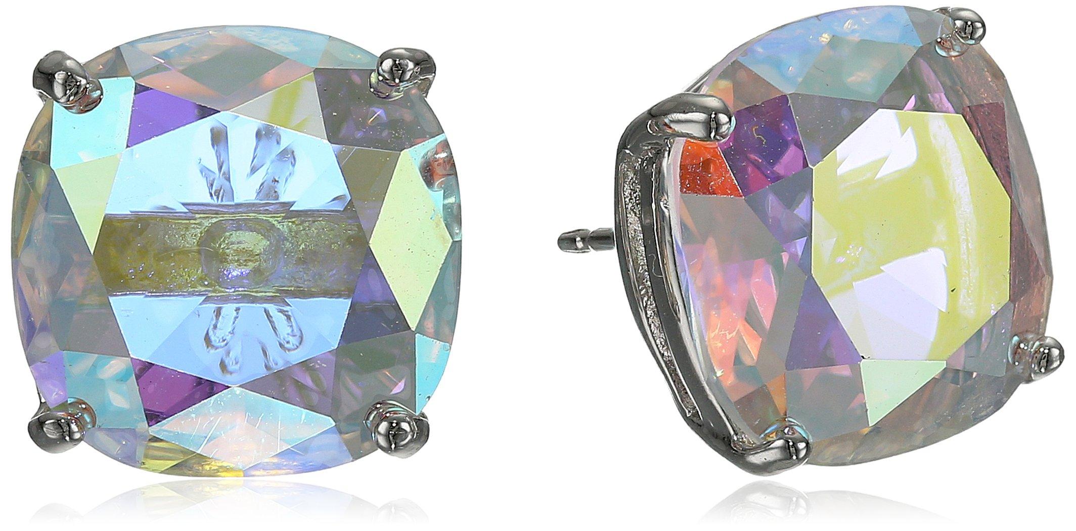 kate spade new york''Kate Spade Earrings'' Small Square Ab Stud Earrings