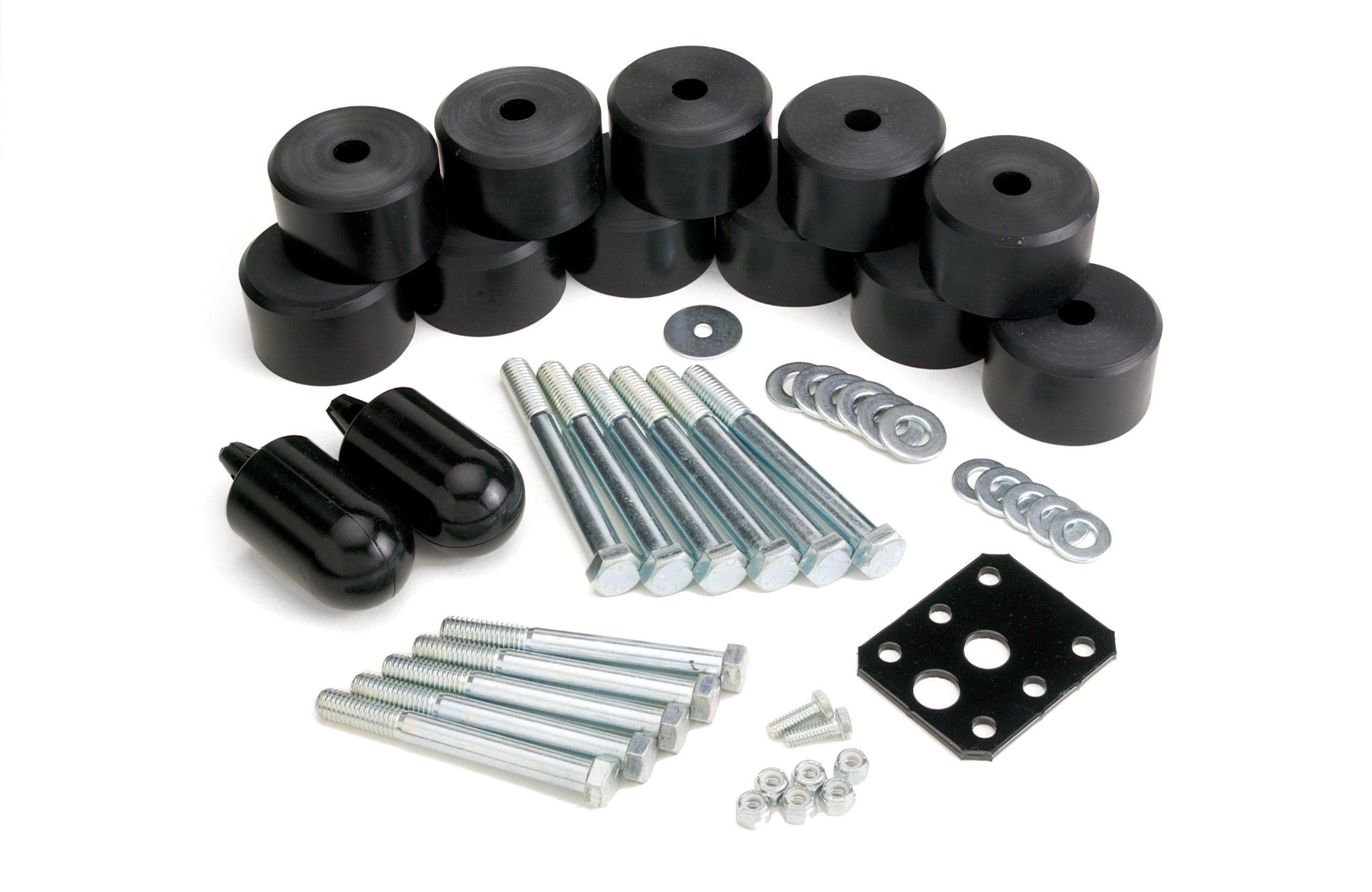 JKS 9904 1-1/4'' Body Lift System for Jeep TJ