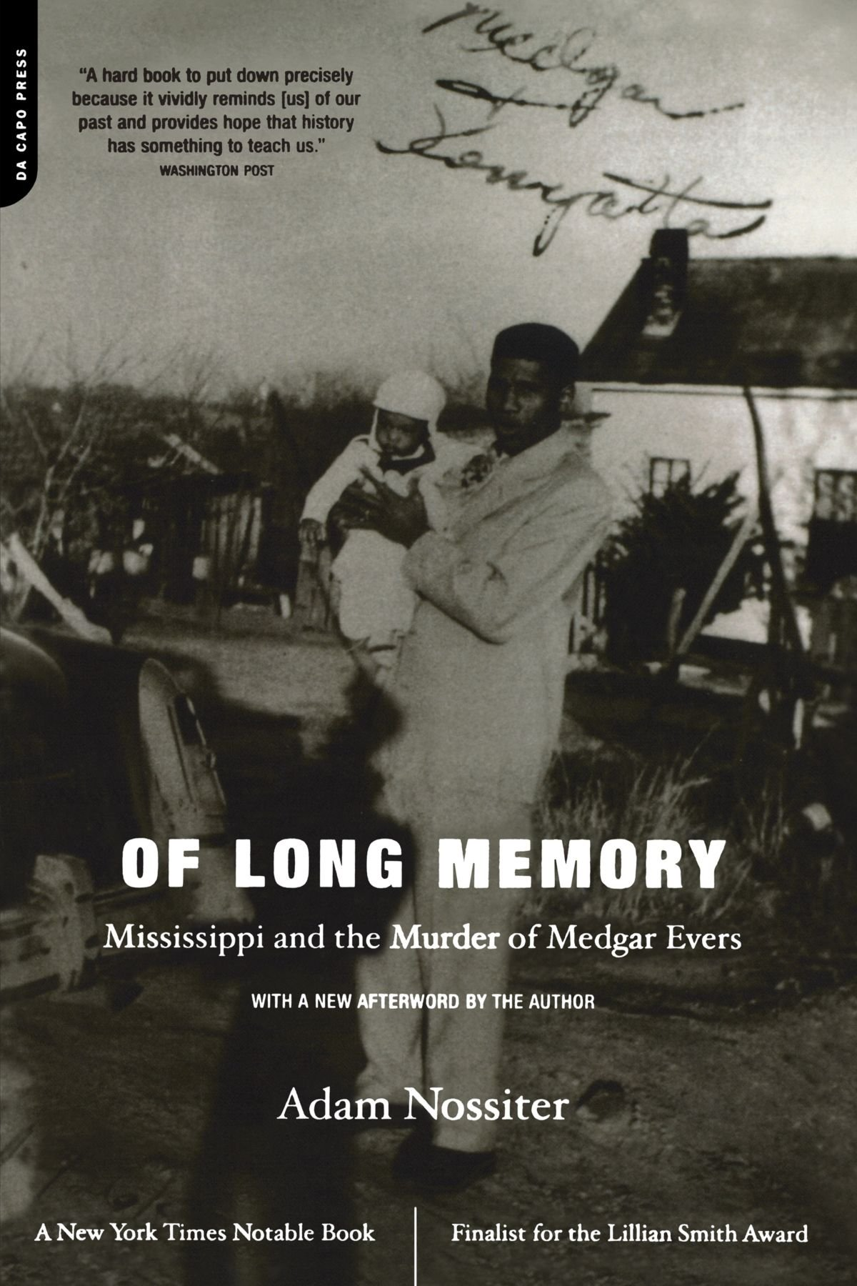 Download Of Long Memory: Mississippi And The Murder Of Medgar Evers pdf epub