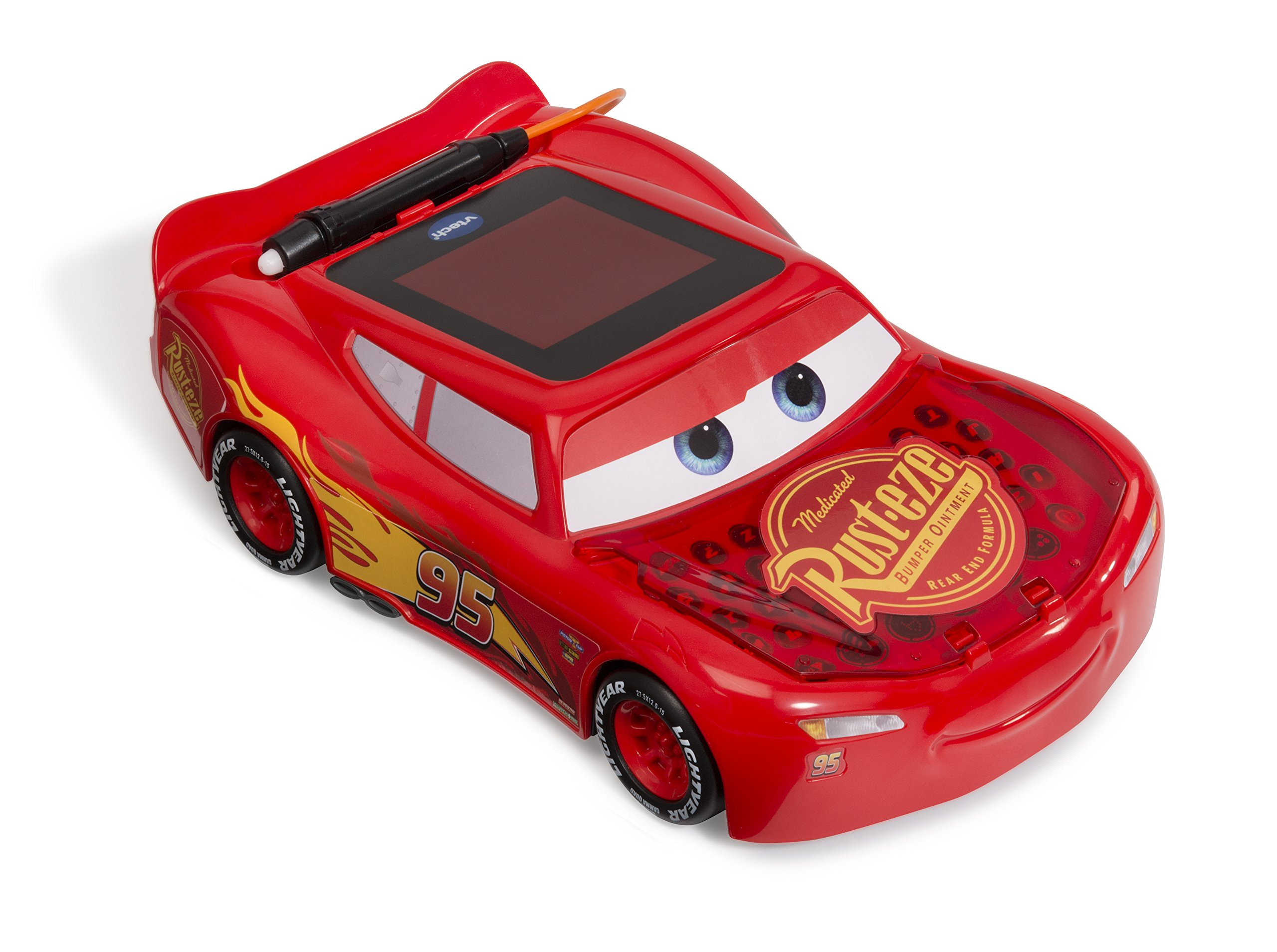 VTech Cars Race & Trace Lightning McQueen by VTech