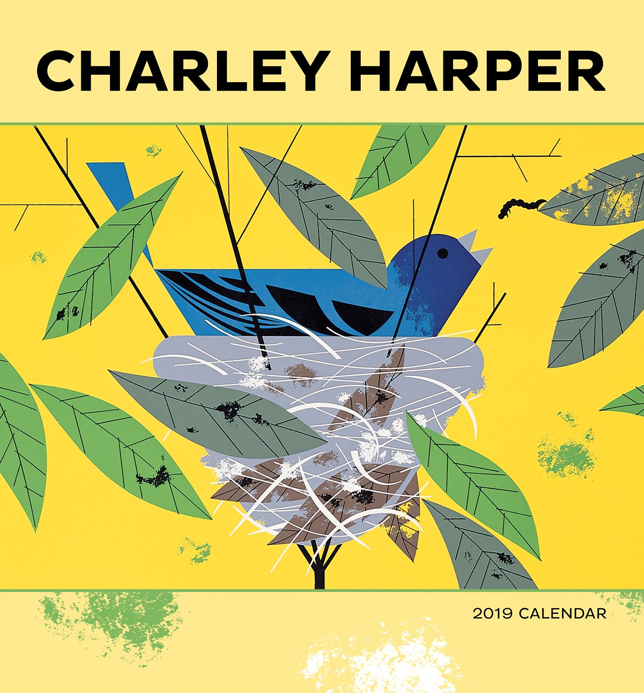 Charley Harper 2019 Mini Wall Calendar: Pomegranate Communications Inc., Charley  Harper: 9780764980008: Amazon.com: Books