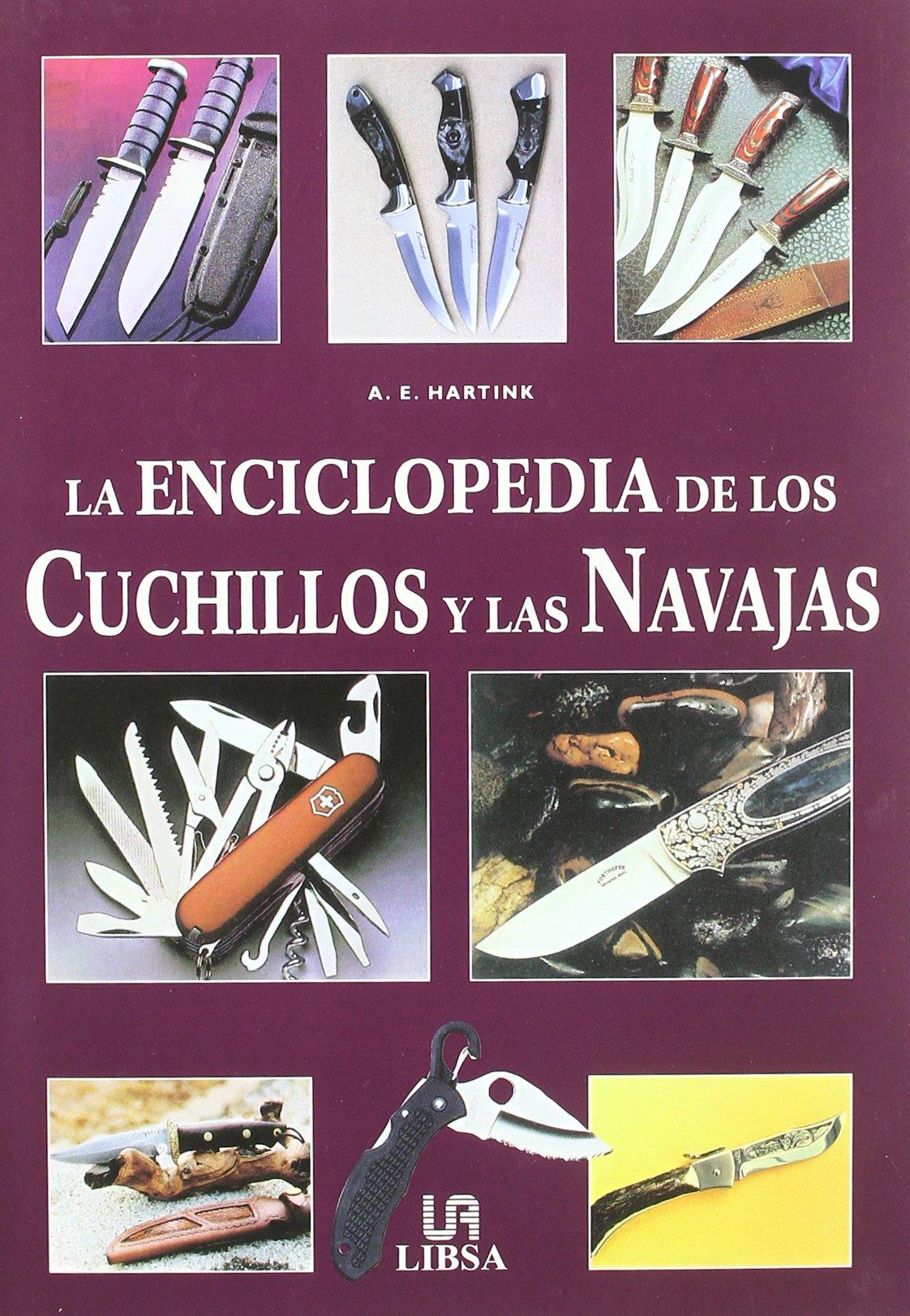 La Enciclopedia de los Cuchillos y las Navajas Pequeñas ...
