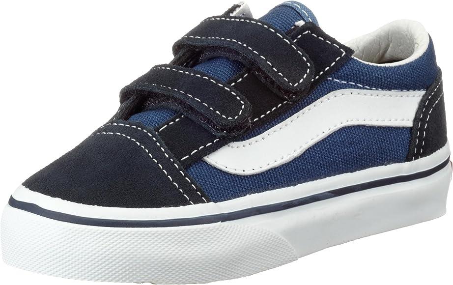 Vans Kids' Old Skool V Core (Toddler