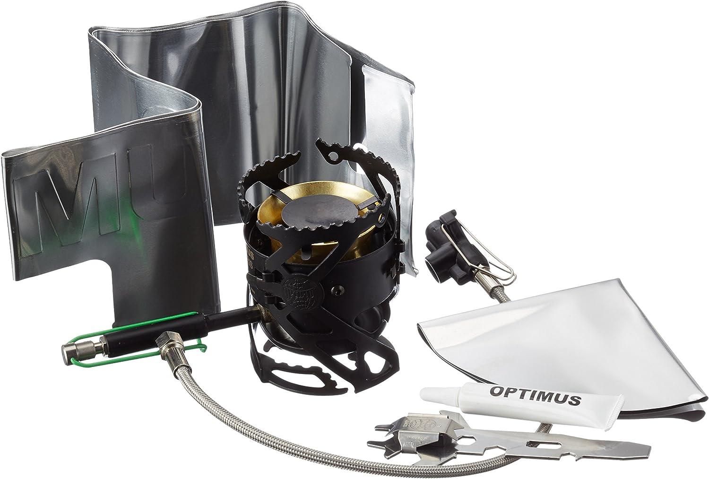 Negro Relags Uni Optimus multif uelk ocher Polaris optifuel el/éctrica One Size