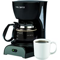 Mr. Coffee Simple Brew 4 Cup Switch Coffee Maker