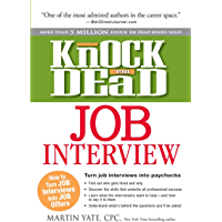 Image for Knock 'em Dead Job Interview: How to Turn Job Interviews into Paychecks