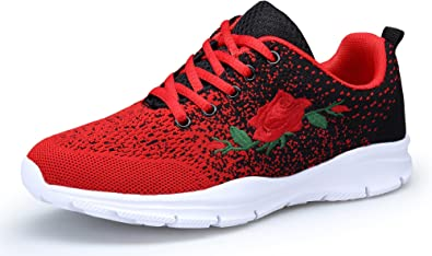 DAFENP Chaussures de Course Running Sport Comp/étition Trail entra/înement Homme Femme Basket Sneakers Outdoor Running Sports Fitness Gym Shoes