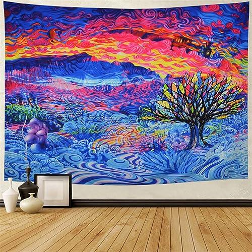 SARA NELL Tapestry Reggae Rasta Marijuana Leaf Weed Tapestries Wall Hanging Throw Tablecloth 50X60 Inches Bedroom Living Room Dorm Room 6090 inch, Marijuana Leaf Weed