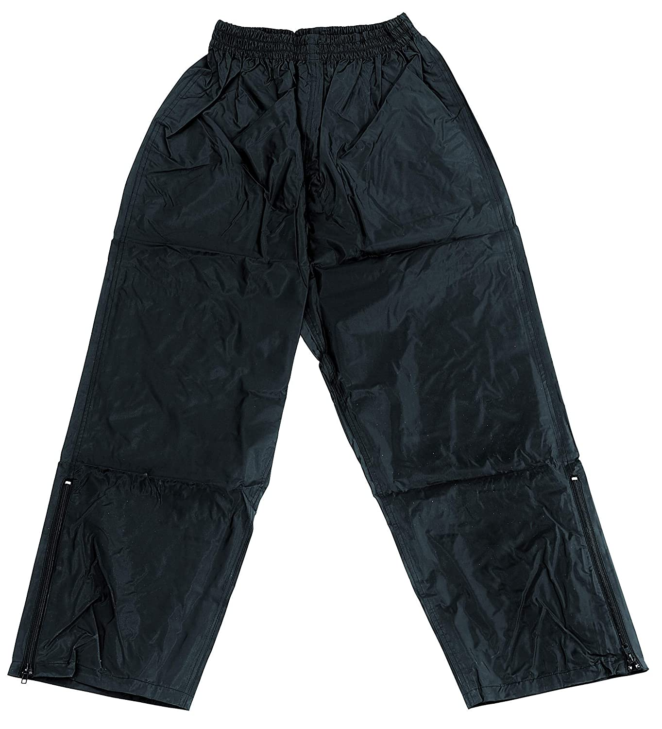 AMAS The Best AM.1050 PANTALONE ANTIACQUA 100/% IMPERMEABILE in NYLON PVC SPALMATO XXL