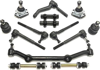 partsw 14 pc Suspensión Kit de dirección para Chevrolet Blazer S10 ...