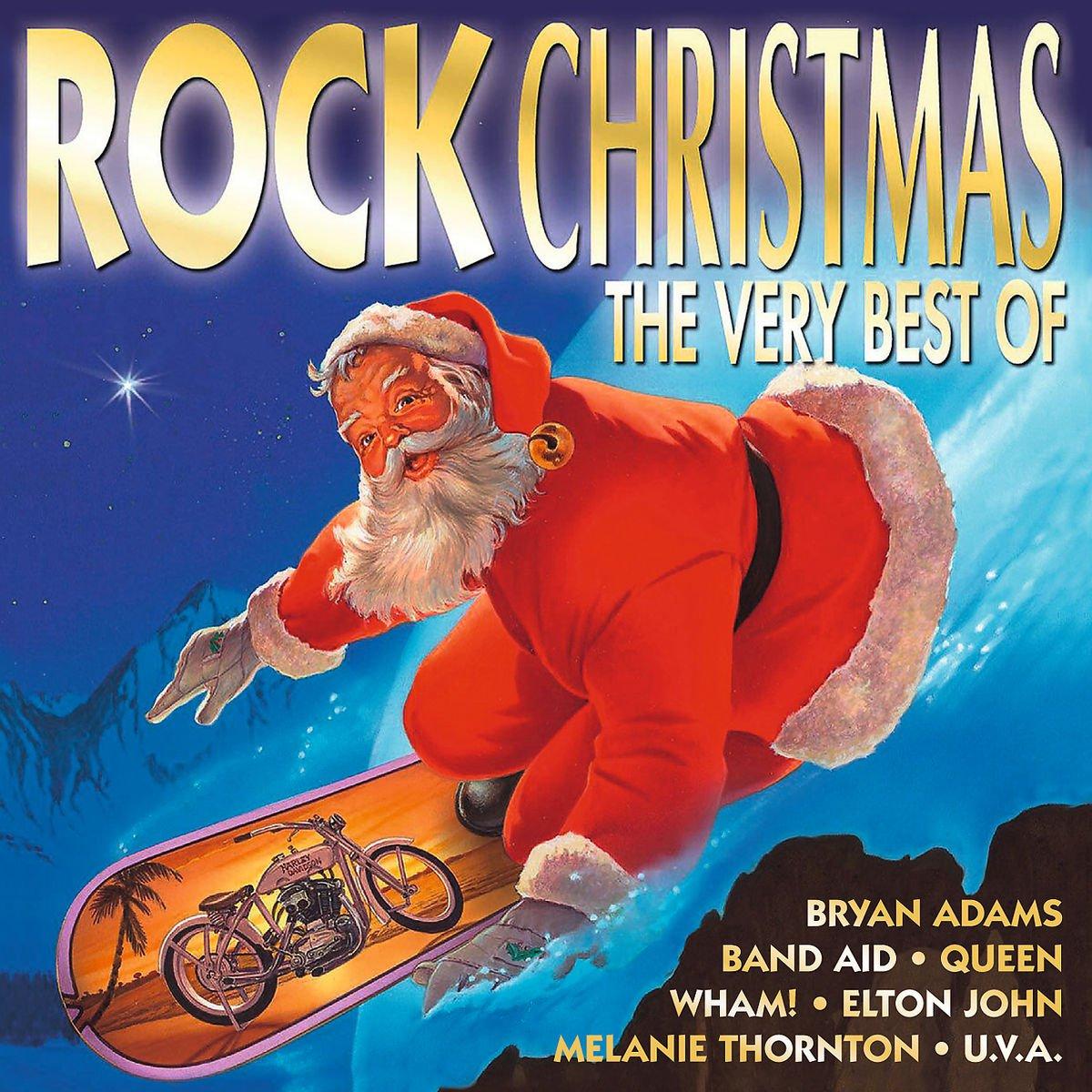 Rock Christmas - The Very Best Of - Various: Amazon.de: Musik