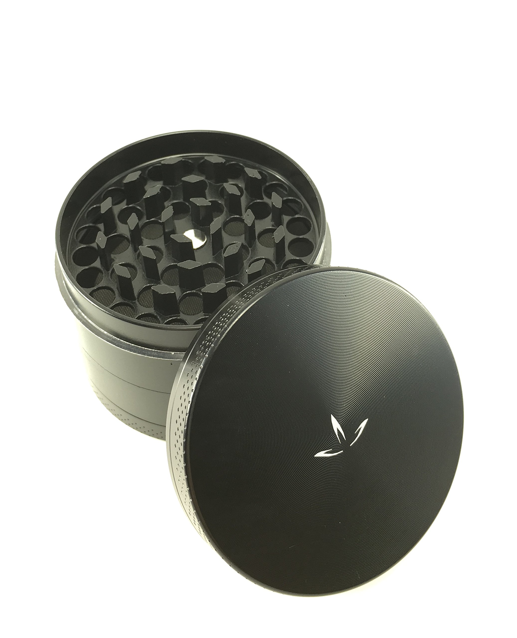 Galleon - 4 Piece Zinc Herb Grinder By Interplanetary