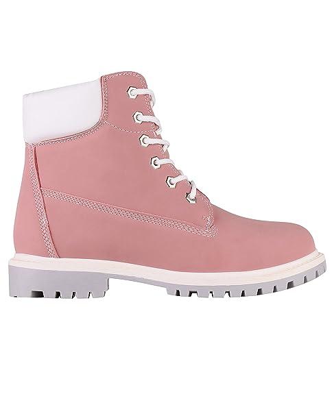 Sneakers rosa per donna Krisp sr76Hy