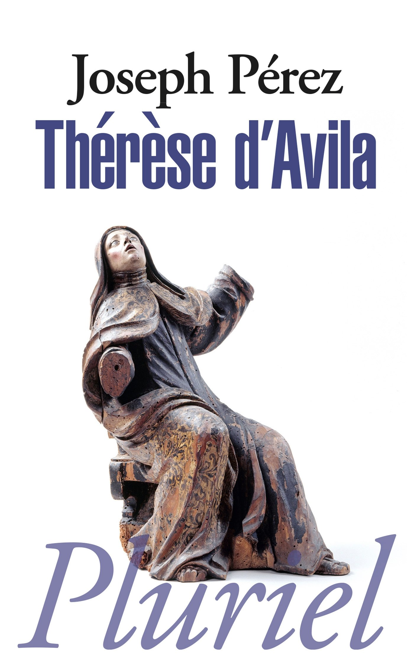 Thérèse dAvila (Pluriel): Amazon.es: Pérez, Joseph: Libros en idiomas extranjeros