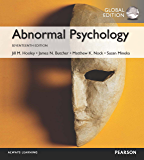Abnormal Psychology, Global Edition (English Edition)