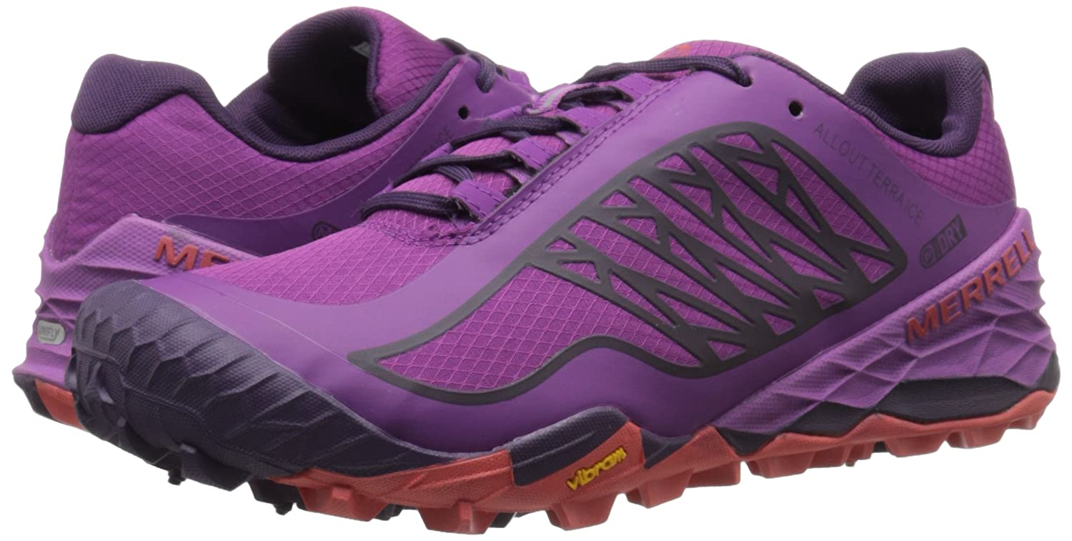 Zapatillas All Out Terra Ice WTPF Lila EU 40.5 Merrell nEtjUksPY