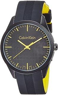 Calvin Klein Mens Quartz Watch K5E51TBX