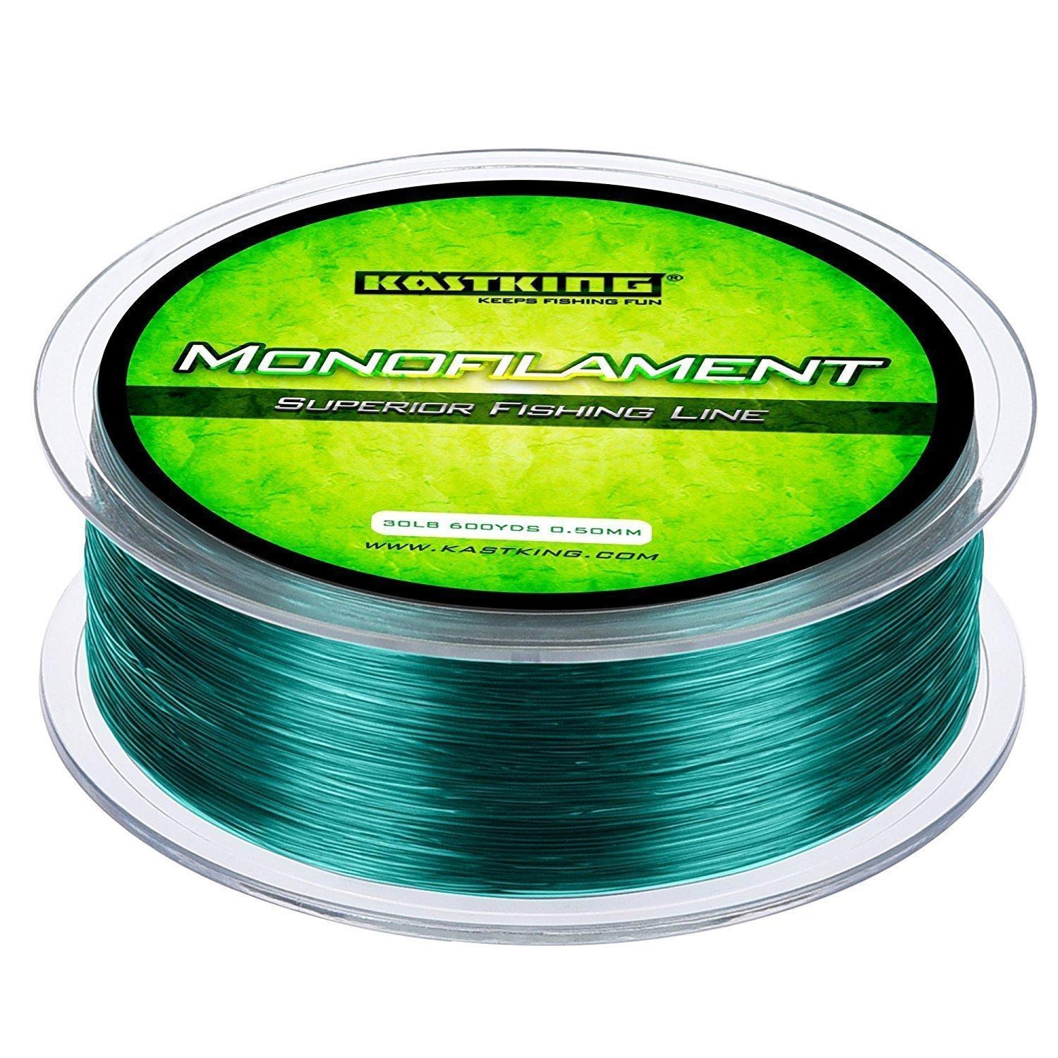 Amazon.com : KastKing Worlds Premium Monofilament 274M/300 Yards - 15LB : Sports & Outdoors