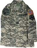 Kids ACU Digital U.S. Marines Jacket with Authentic Patches