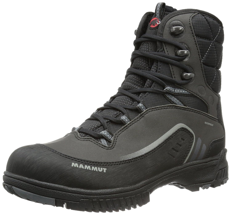e2322705018 Mammut Mens Vermont High WP Trekking & Hiking Shoes Black Black Size ...