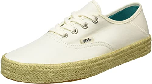 Vans Damen Wm Authentic ESP Sneakers, Elfenbein (Marshmallow