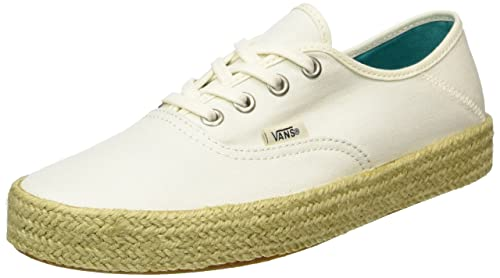 af107aad7c99fc Vans Women s Authentic ESP Marshmallow Sneakers - 3.5 UK India (36 ...