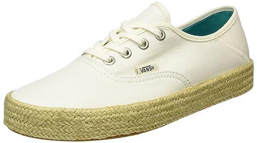 Women's Authentic ESP (Marshmallow) Marshmallow Skate Shoe 10 Women US