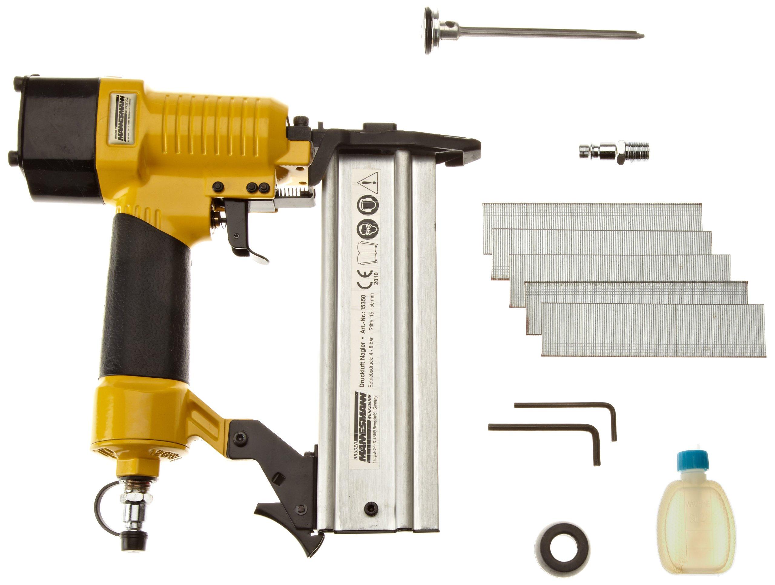 Brüder Mannesmann Werkzeuge M15350 - Clavadora para acabados [Importado de Alemania] product image
