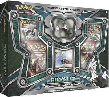 Pokemon TCG Shiny Silvally Figure Collection Box