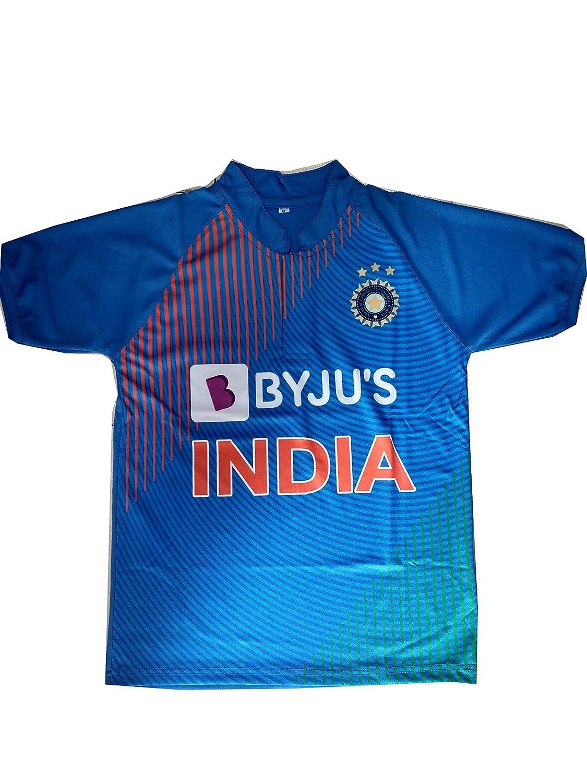 All Sizes New Zealand Kids Boys Girls Child Youth T-Shirt Cricket Team Jersey