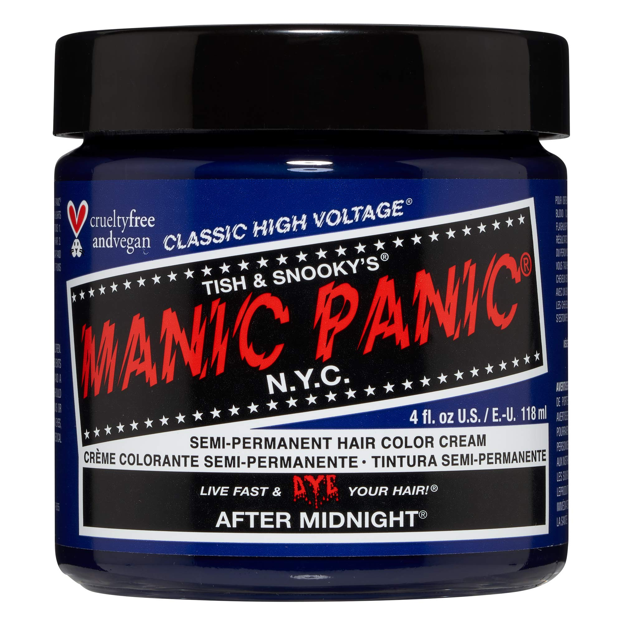 Manic Panic After Midnight Hair Dye