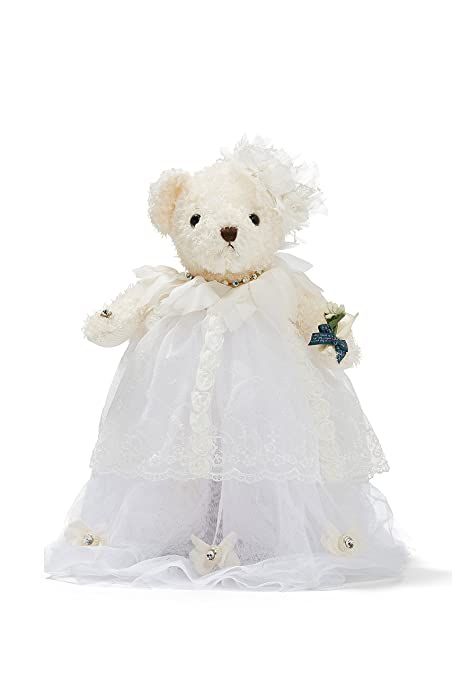 White Bridal Teddies