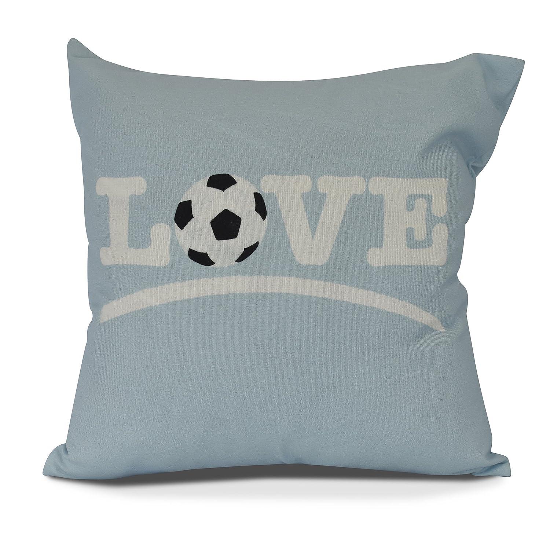 Amazon.com: e by design Love fútbol luz palabra decorativa ...