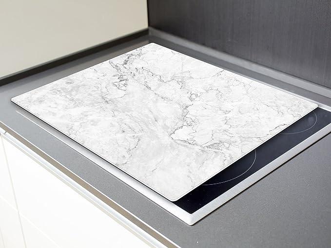 Tubo di Acciaio Bianco W Tavolo da bistr/ò con /Ø Mecalit-per-Piatto 60 cm Il Marmo Tavolo Arredamento Bianco Winner 100