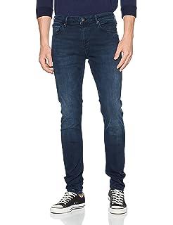 Pepe Jeans Herren Stanley Pm201705gb0 Jean Zone,Blau (Denim