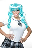 Charades Women's Nymph Costume Wig