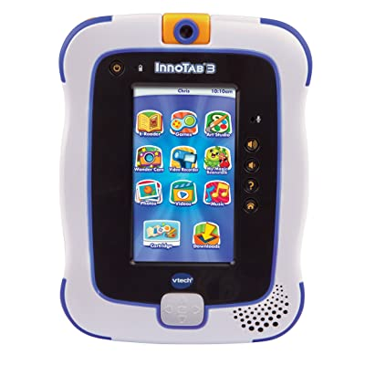 VTech InnoTab 3 The Learning App Tablet: Toys & Games