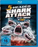 5-Headed Shark Attack - Uncut [Blu-ray]