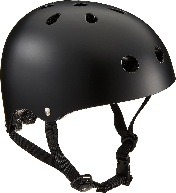 Comprar SFR Essentials Helmet Casco, Unisex para Adulto, Negro (Black), L/XL