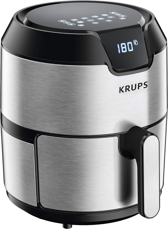 KRUPS 1510001480 EY401 4.2L Digital XL Freidora de aire, 8 ...
