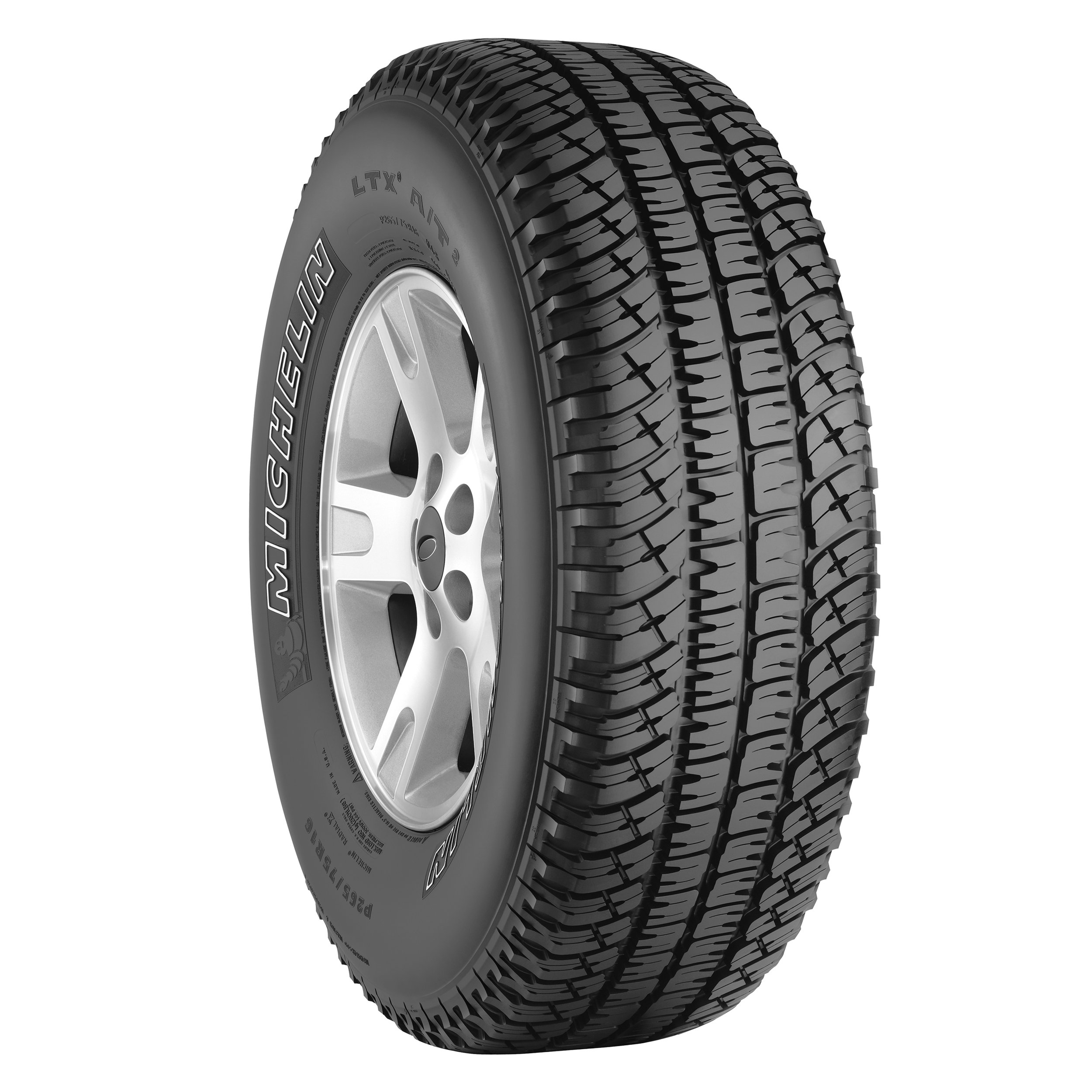 Michelin LTX A/T2 All-Season Radial Tire - LT275/70R18/E 125R